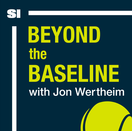 Sports Illustrated Beyond the Baseline tennis podcast