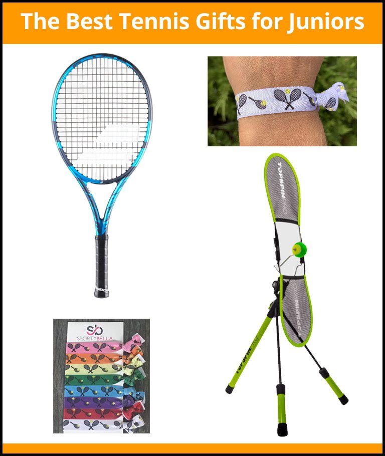 The Best Tennis Gifts for Juniors